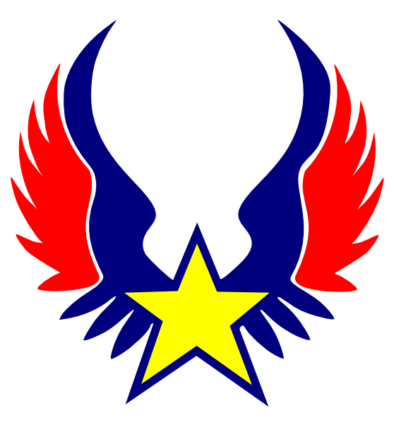 Filipino flag star clipart free Philippine Star Emblem Clip Art at Clker.com - vector clip art ... free