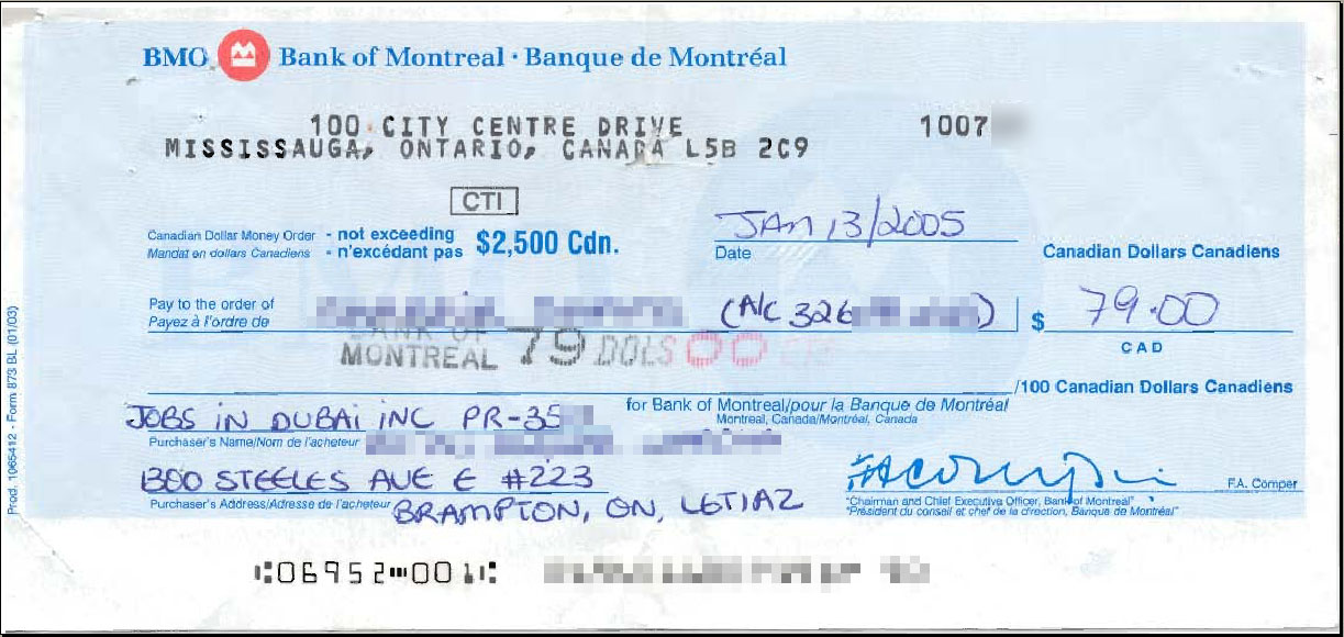 Filled cheque clipart clipart download how to write a cheque canada   Daniel Radcliffes clipart download