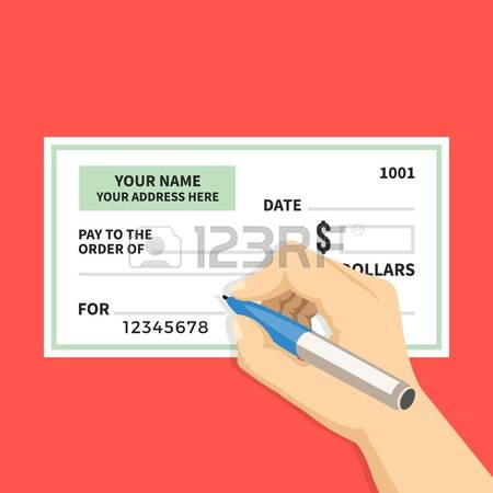 Filled cheque clipart svg free stock 270 Cheque Book Stock Illustrations, Cliparts And Royalty Free ... svg free stock