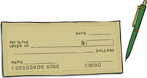 Filled cheque clipart clipart free stock Cheque images clip art - ClipartFest clipart free stock