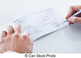 Filled cheque clipart picture freeuse stock Cheque Stock Photo Images. 3,178 Cheque royalty free pictures and ... picture freeuse stock