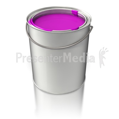 Filled clipart clip freeuse stock Filled Paint Bucket - Presentation Clipart - Great Clipart for ... clip freeuse stock