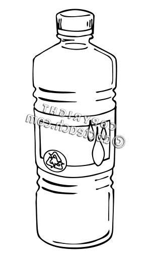 Filled water glass clipart b&w jpg transparent library Free Water Bottles Cliparts, Download Free Clip Art, Free Clip Art ... jpg transparent library