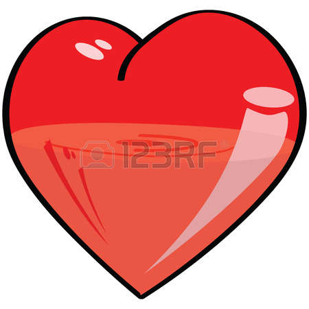 Filled with love clipart graphic black and white Heart Filled With Love Images & Stock Pictures. Royalty Free Heart ... graphic black and white