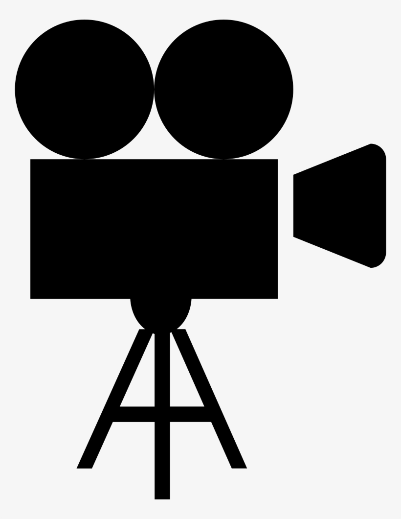 Film projector clipart svg library stock Camera Movie Video Record Film Comments - Movie Projector Clip Art ... svg library stock