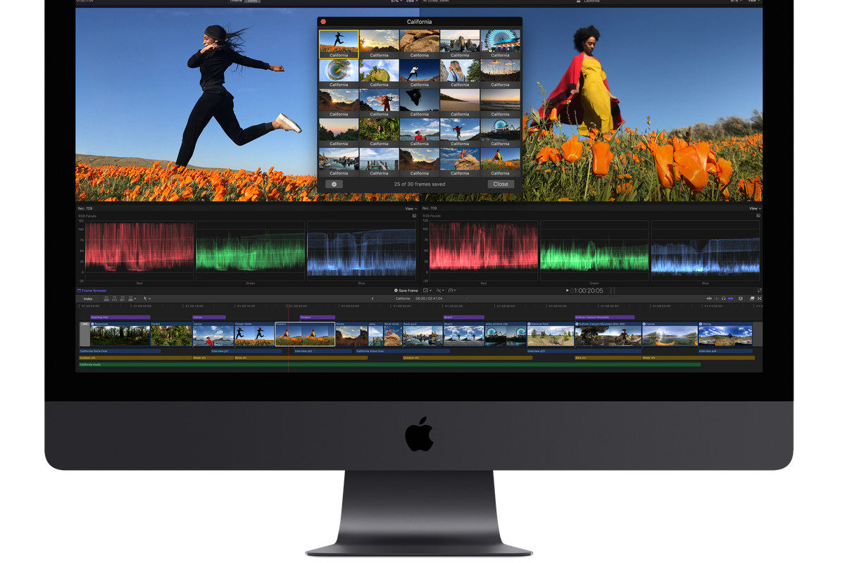 Final cut pro x logo clipart clipart black and white stock Apple adds third-party app integration to Final Cut Pro X - The Verge clipart black and white stock