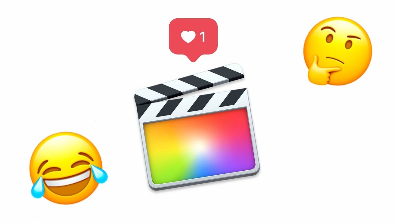 Final cut pro x logo clipart jpg library library Perché uso Final Cut Pro X per montare i video ? jpg library library