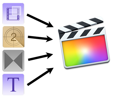 Final cut pro x logo clipart banner free stock How to install free FCP X plugins, templates, transitions and plugins banner free stock