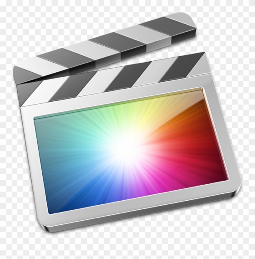 Final cut pro x logo clipart vector free download Final Cut Pro - Final Cut X Logo Clipart (#3200208) - PinClipart vector free download