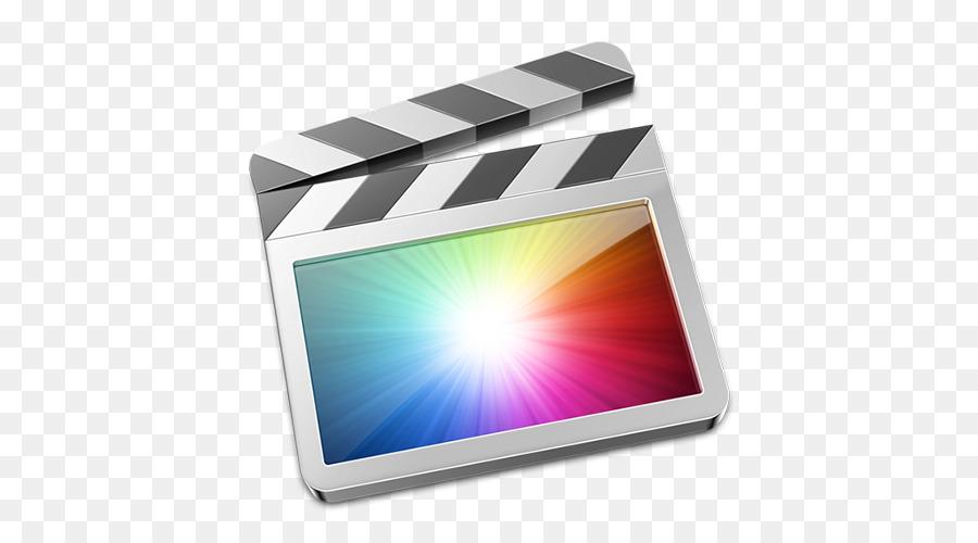 Final cut pro x logo clipart svg library download Apple Cartoon png download - 500*500 - Free Transparent Final Cut ... svg library download