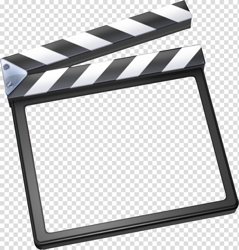Final cut studio clipart clip black and white download Apple Final Cut Studio Icons, FCP_Frame, shutter clapper transparent ... clip black and white download