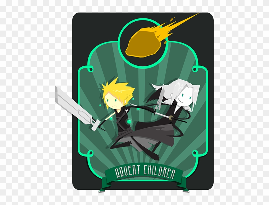 Final fantasy vii clipart clipart free download Final Fantasy Vii Clipart (#1556830) - PinClipart clipart free download