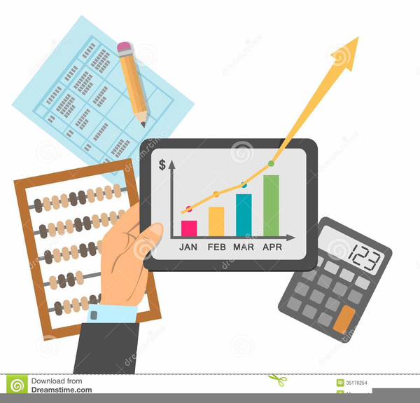 Financial report clipart picture download Clipart Of Financial Statement | Free Images at Clker.com - vector ... picture download