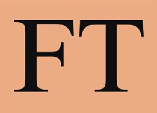 Financial times logo clipart