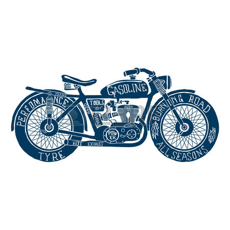 Find an old motorcycle clipart banner transparent library Vintage Motorcycle Clipart | Free download best Vintage Motorcycle ... banner transparent library