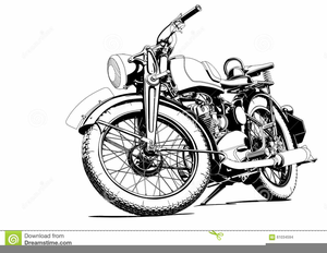 Find an old motorcycle clipart clipart transparent Old Motorcycle Clipart | Free Images at Clker.com - vector clip art ... clipart transparent
