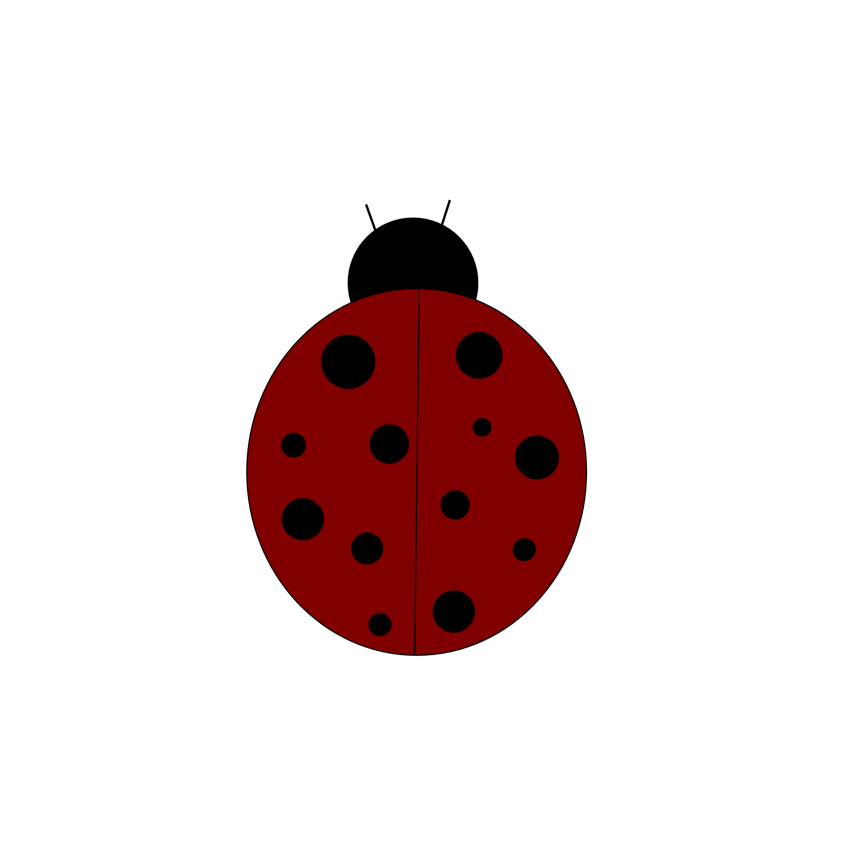 Tumbling turkey clipart jpg stock Free Ladybug Clip Art | Free Ladybug Clipart | Cute Ladybugs ... jpg stock