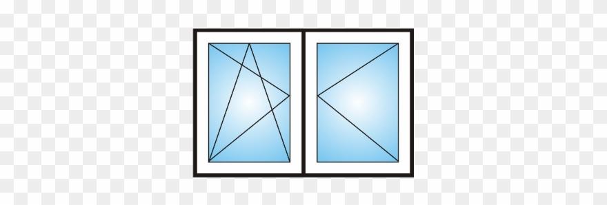 Finestra clipart graphic free library Finestra A 2 Ante Con Ribalta - Triangle Clipart (#1269415) - PinClipart graphic free library
