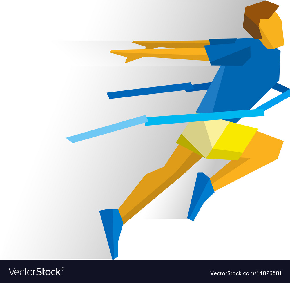 Finish line ribbon clipart graphic free download Running athlete crosses a finish line ribbon graphic free download