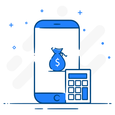 Finish pay calculation in clipart clip stock Mobile App Cost Calculator - BuildFire clip stock