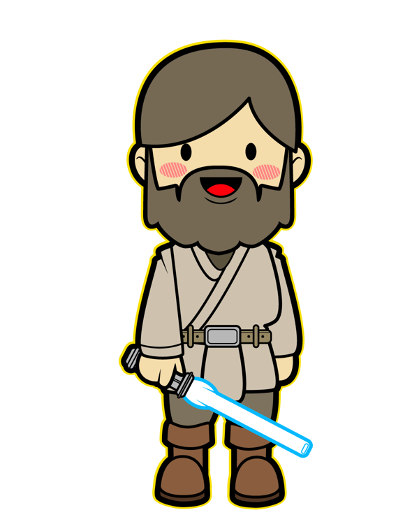 Finn star wars clipart png library stock Star Wars Kawaii Saga | Pinterest | Saga, Kawaii and Star png library stock