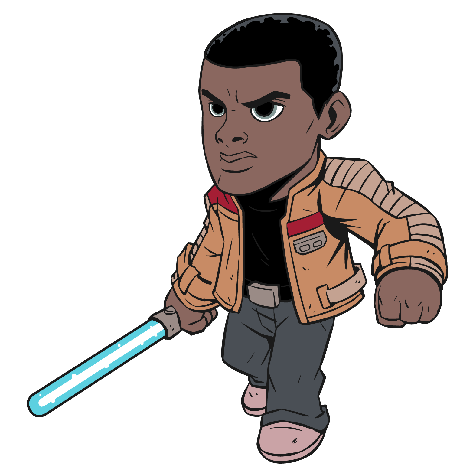Finn star wars clipart png transparent Finn Star Wars: The Clone Wars Star Wars Celebration - stormtrooper ... png transparent