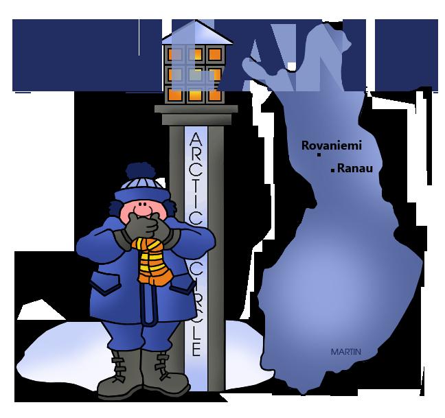 Finnish clipart clip art transparent library Finland Map clip art transparent library