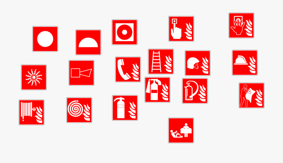 Fire alarm system clipart clip freeuse Fire Extinguishers Fire Alarm System Conflagration - Fire Fighting ... clip freeuse
