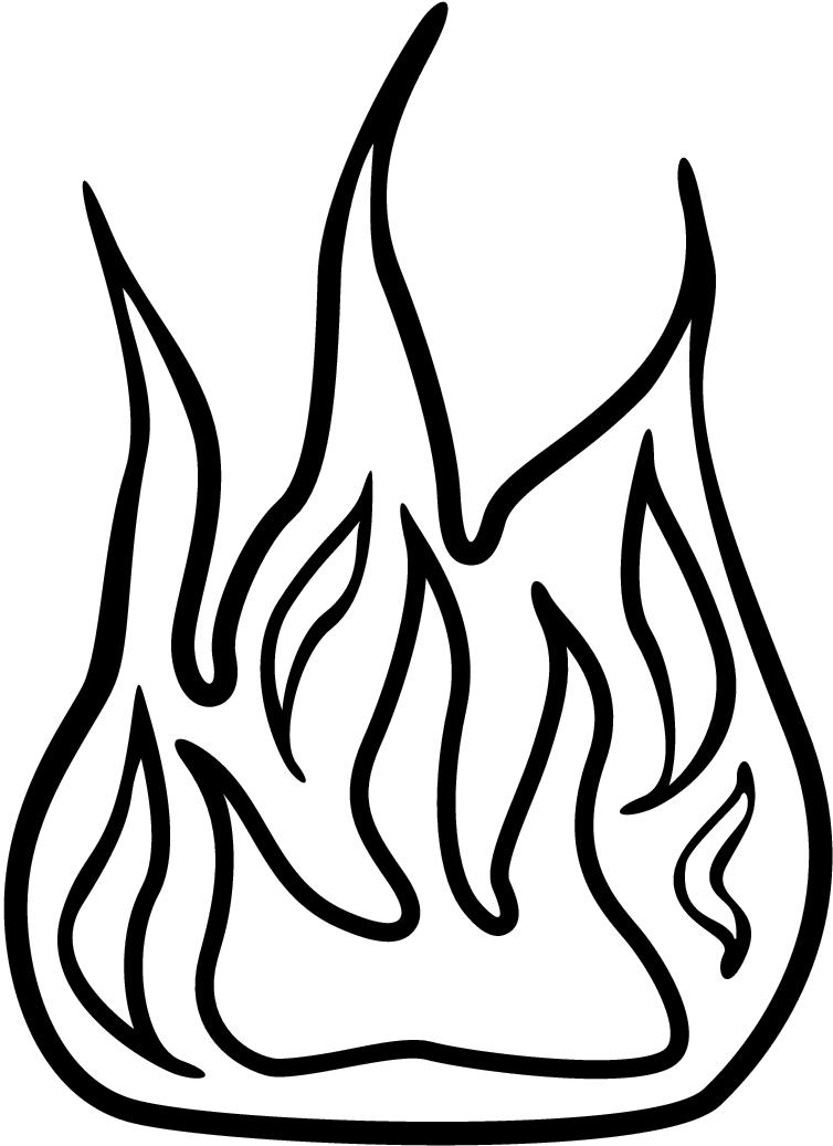 Fire clipart black and white in a line picture stock 10+ Fire Clipart Black And White | ClipartLook picture stock