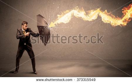 Fire arrow outline clipart clip art freeuse library umbrella Arrow