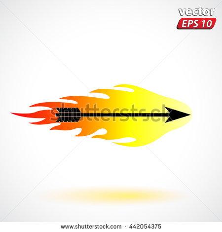 Fire arrow outline clipart clip art download Fire arrow outline clipart - ClipartFest clip art download