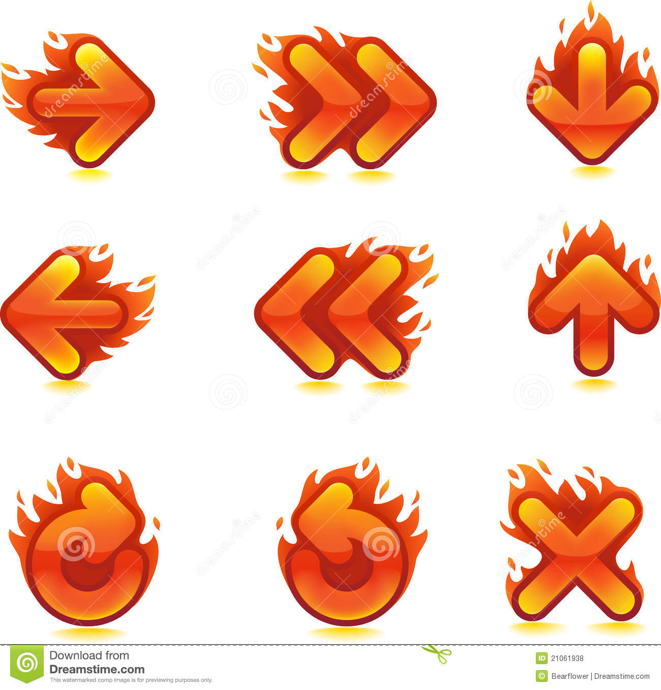 Fire arrow outline clipart black and white Fire arrow outline clipart - ClipartFest black and white
