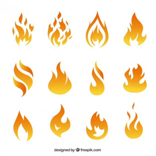 Fire arrow outline clipart image freeuse Fire Vectors, Photos and PSD files | Free Download image freeuse