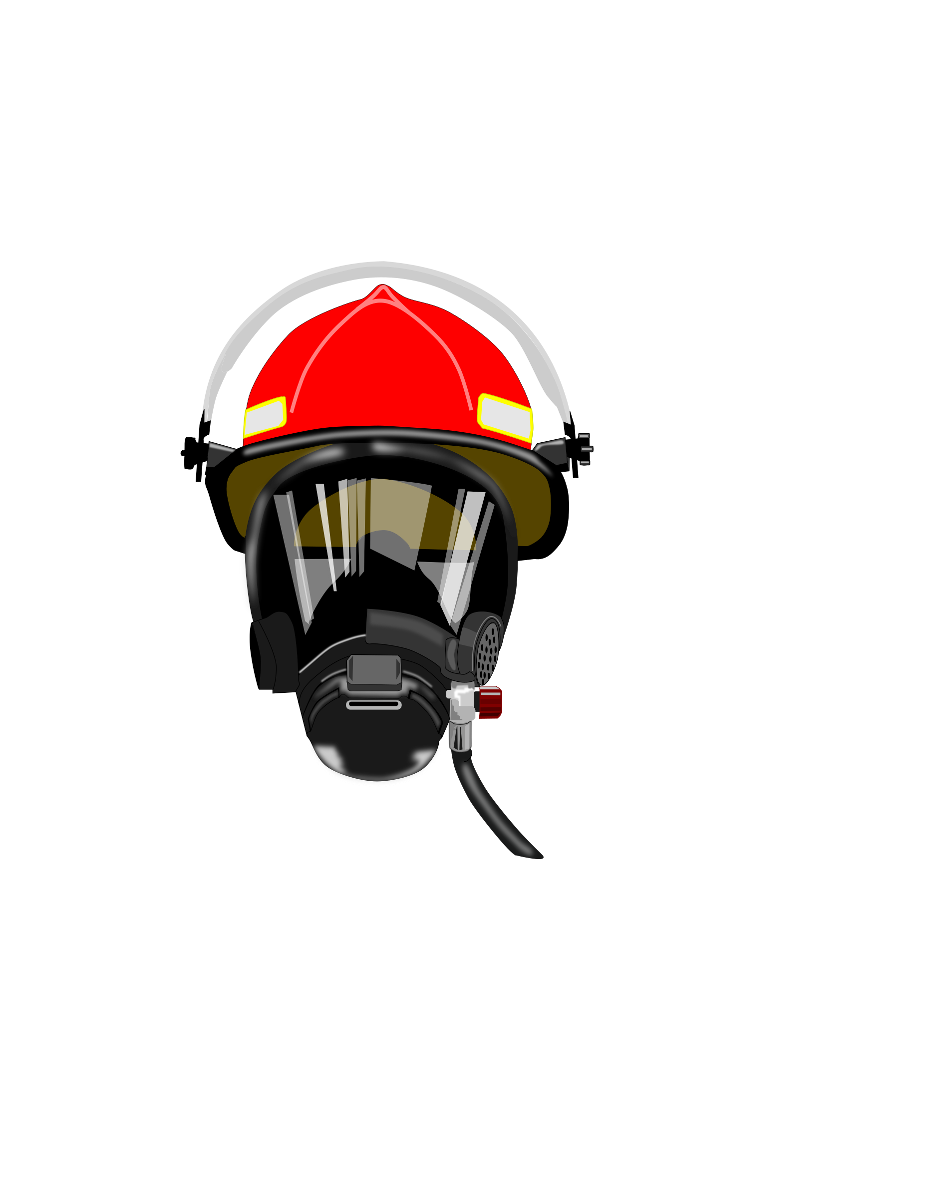 Fireman cross clipart banner royalty free stock Fire Helmet Silhouette at GetDrawings.com | Free for personal use ... banner royalty free stock