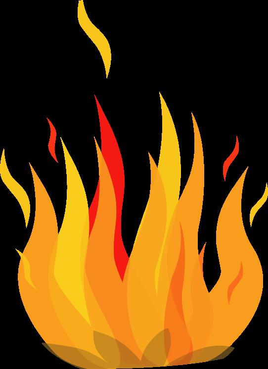 Football flames clipart. Clip art fire image