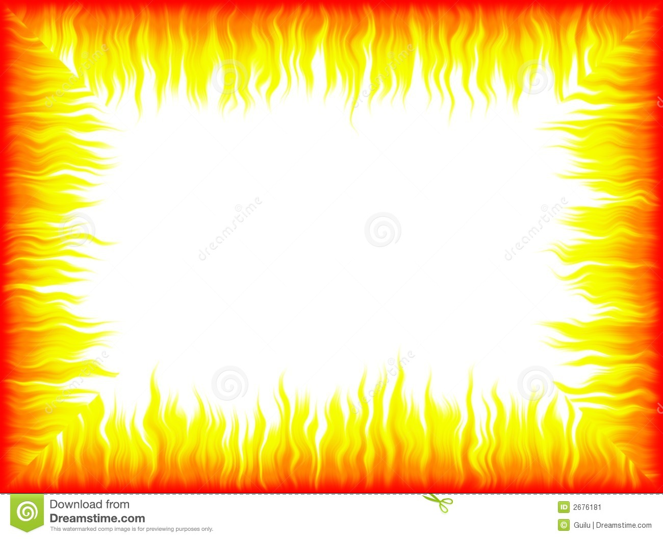 Fire border clipart free jpg freeuse download Fire Border Clipart   Free download best Fire Border Clipart on ... jpg freeuse download