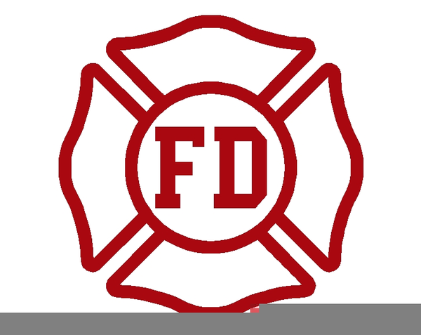 Fire dept maltese cross clipart jpg Free Fire Department Maltese Cross Clipart | Free Images at Clker ... jpg