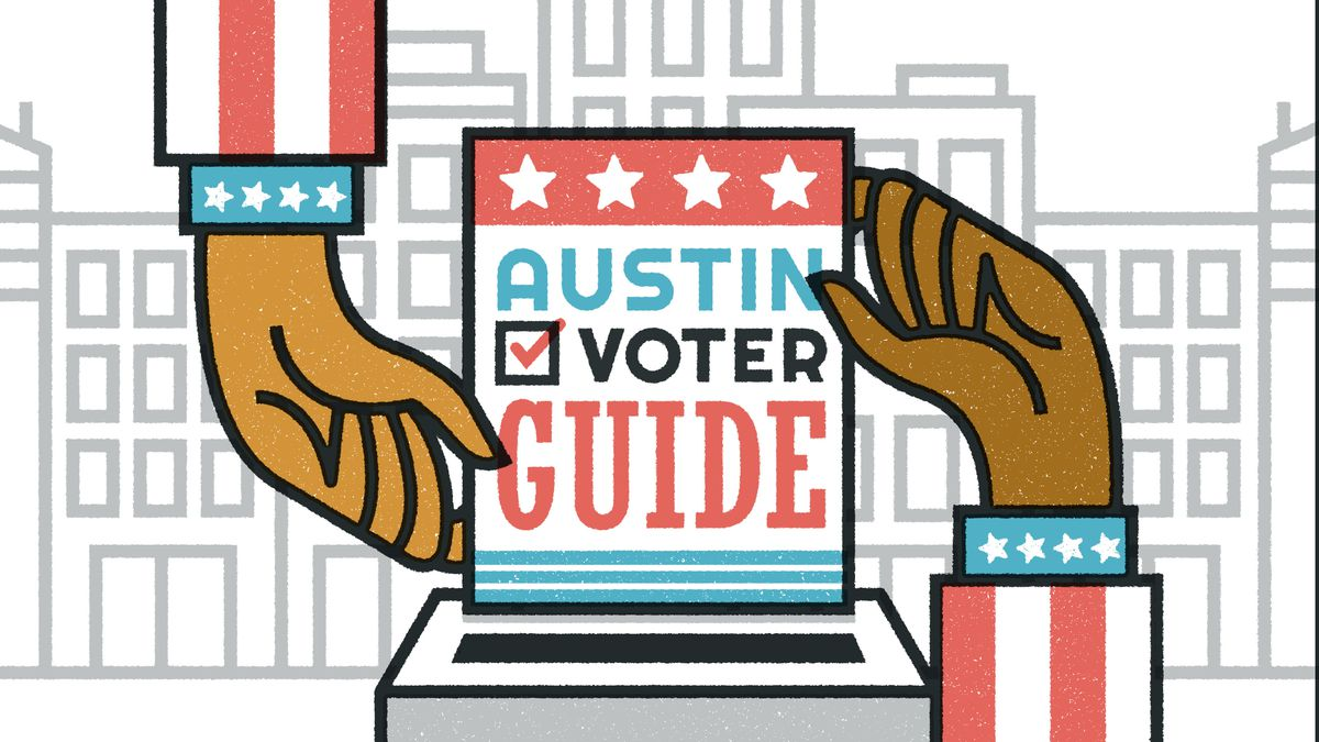 Fire district re-election clipart black and white download Austin\'s elections: Everything you need to know - Curbed Austin black and white download