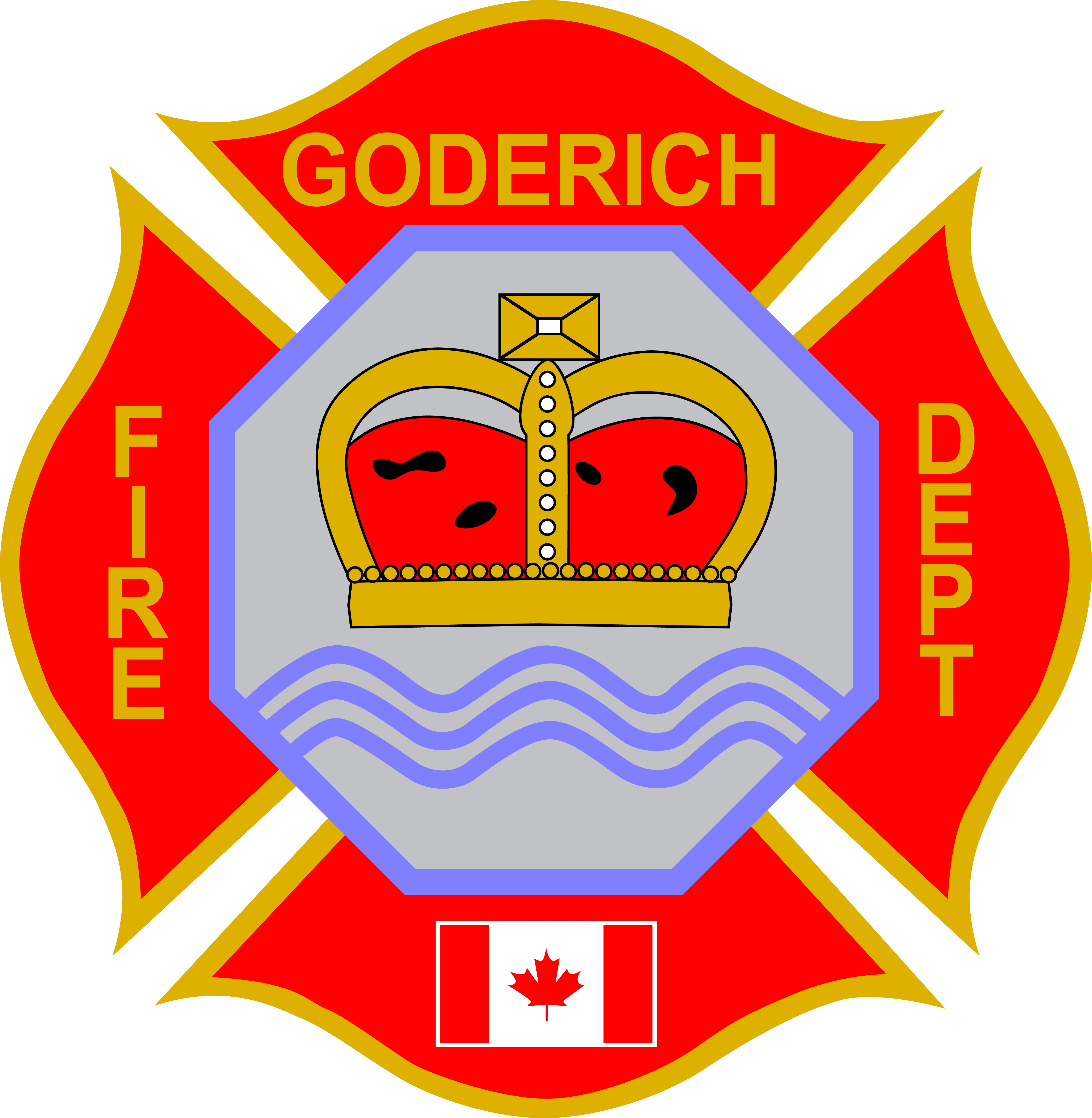 Fire district re-election clipart clip library download Fire Departments - Town of Goderich clip library download