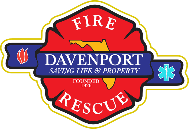 Fire district re-election clipart banner royalty free stock Fire - Davenport Florida banner royalty free stock