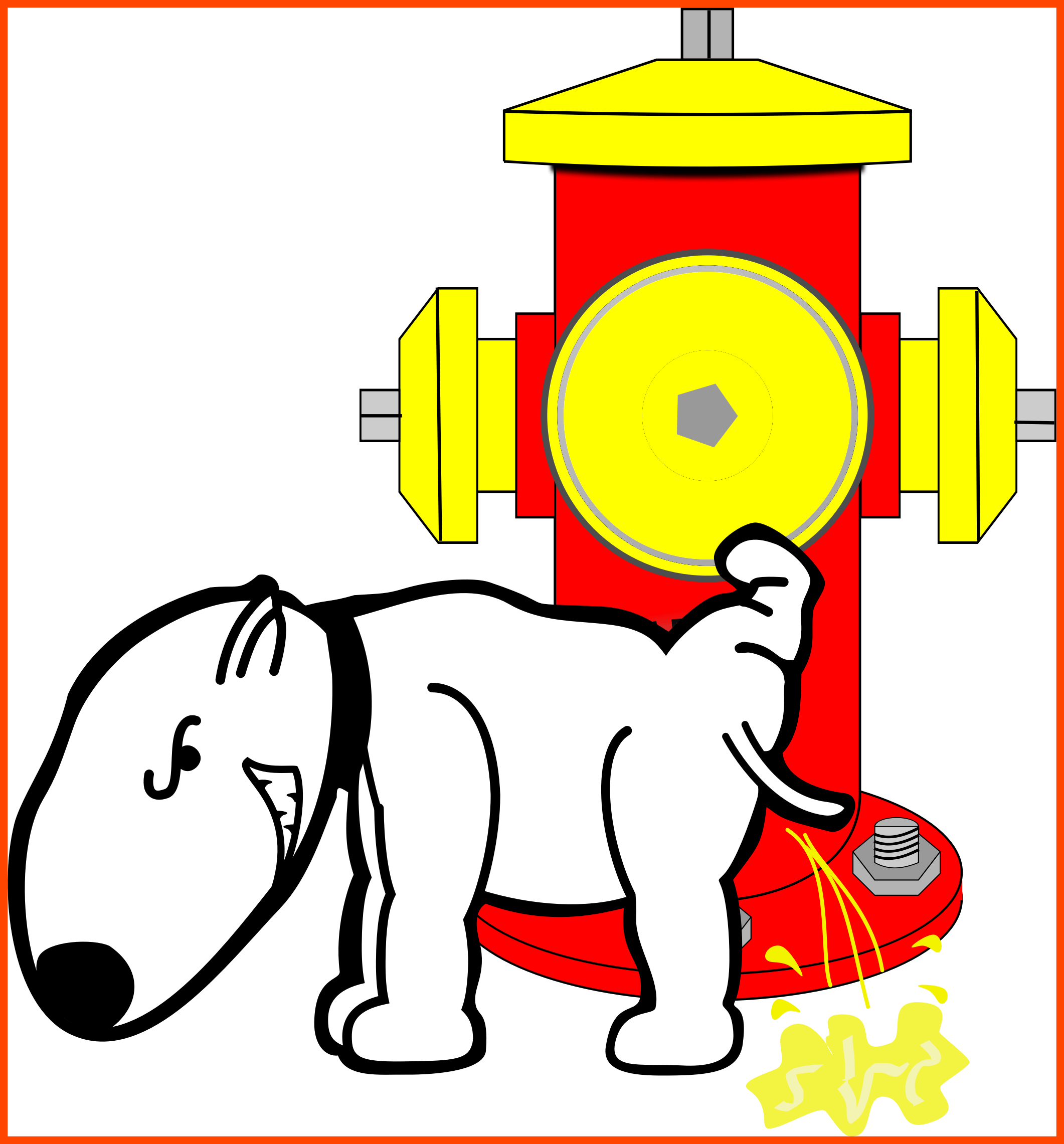 Firefighter dog clipart. The best fire clip