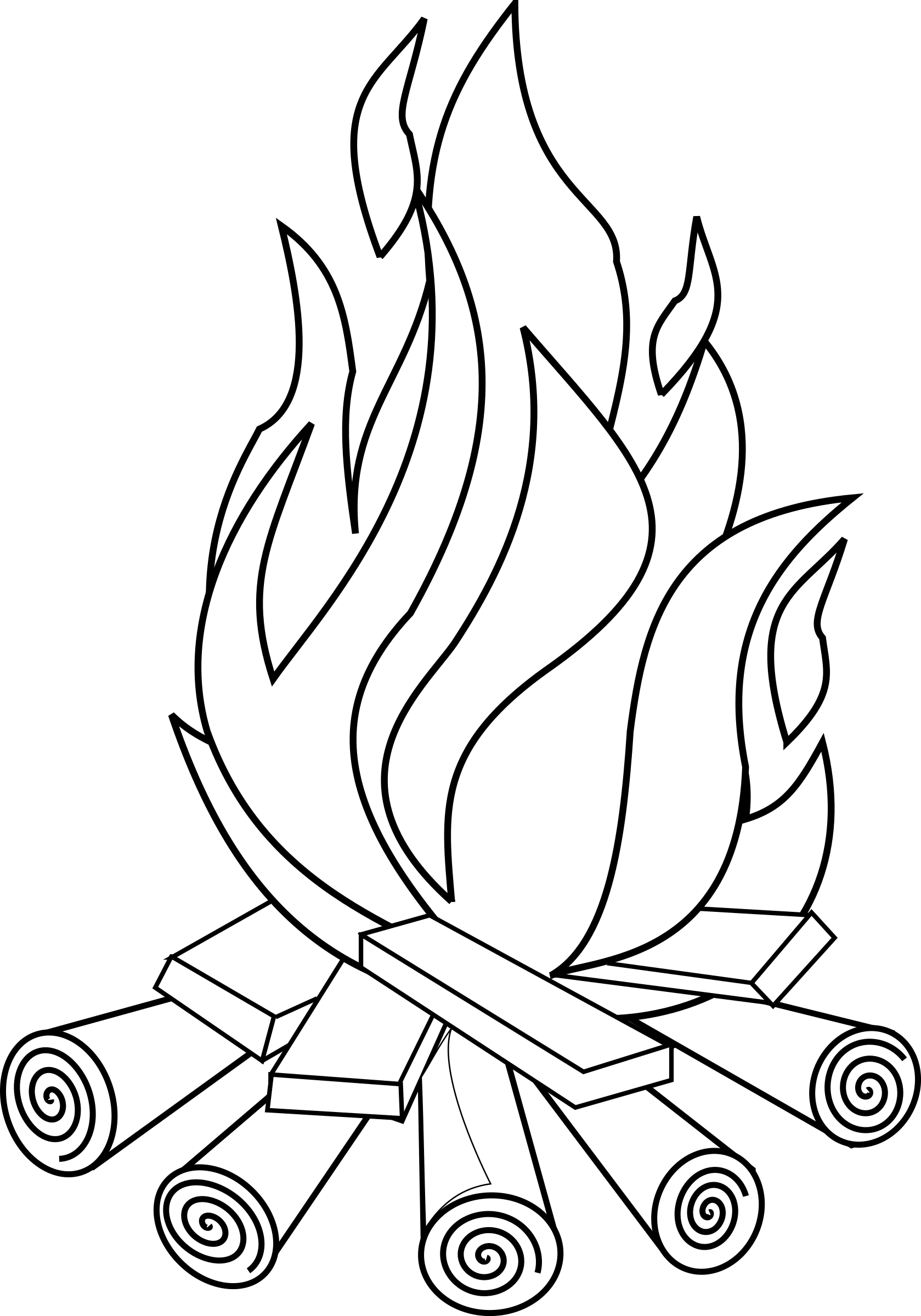 Fire dog clipart black and white clip art transparent library Fire Line Drawing at GetDrawings.com | Free for personal use Fire ... clip art transparent library