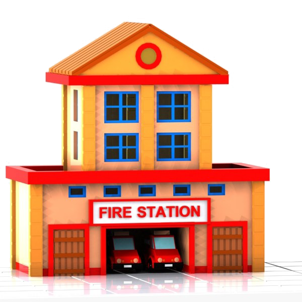 Fire house clipart clip transparent download 28+ Collection of Fire Station Clipart Png | High quality, free ... clip transparent download