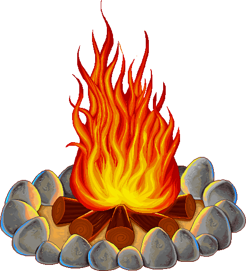 Fire pit clipart free graphic freeuse 49 Cartoon Fire Pit, Cartoon Campfire Clipart - workforcebakersfield.com graphic freeuse