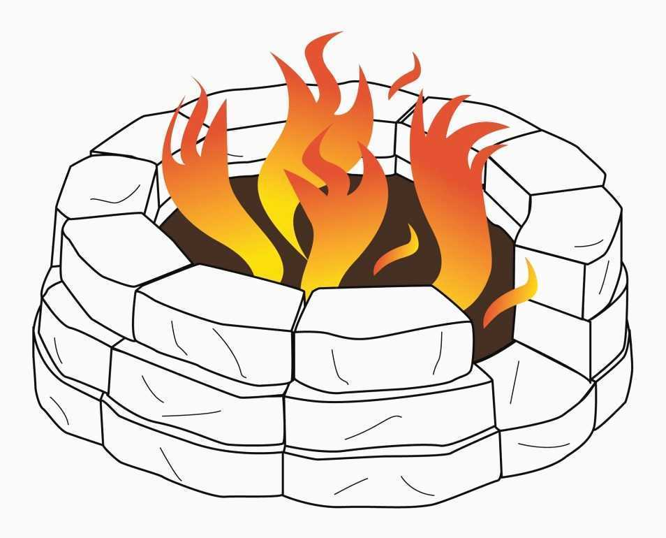 Fire pit clipart free banner freeuse stock Free fire pit clipart 2 » Clipart Portal banner freeuse stock