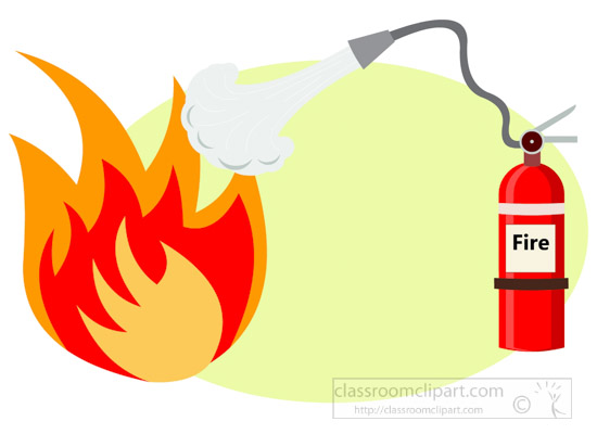Fire prevention clipart free banner transparent download Fire Extinguisher Clipart | Free download best Fire Extinguisher ... banner transparent download