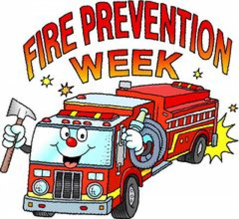 Fire prevention clipart free picture transparent stock Fire Prevention Week Franklin Lakes Department clipart free image picture transparent stock