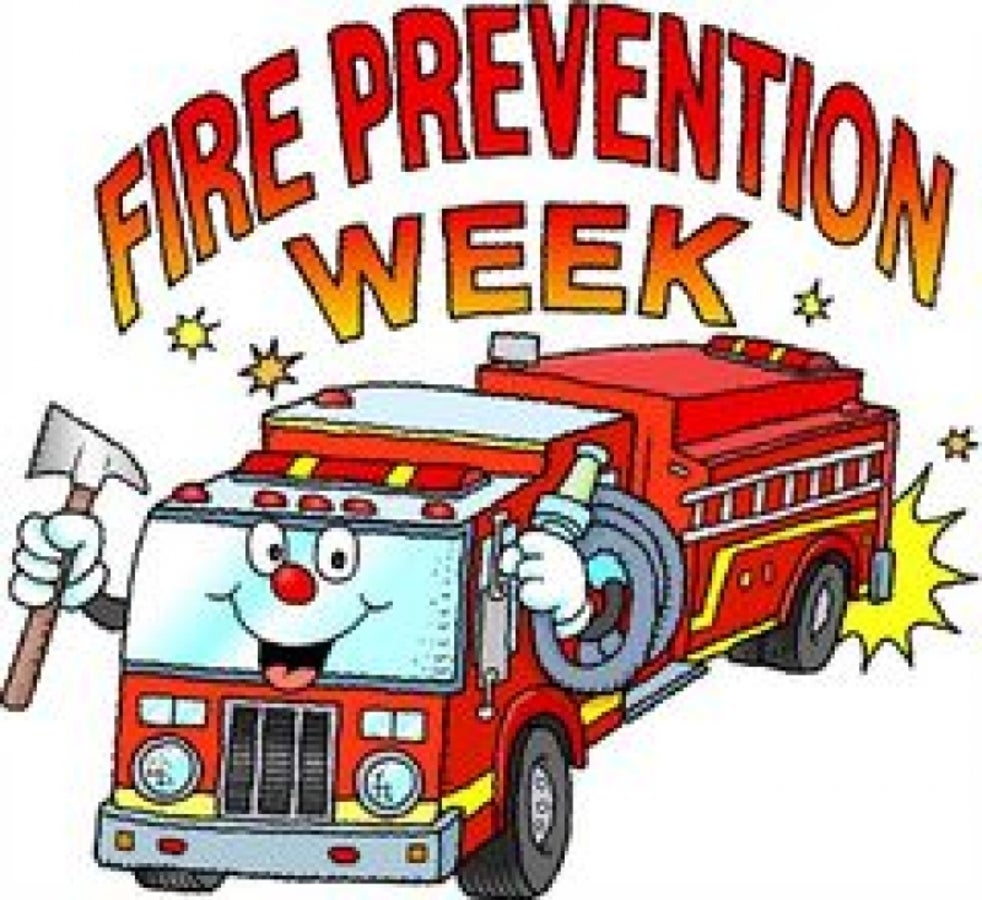 Fire prevention week 2018 clipart svg black and white download CPCU/Council Rock Fire Safety Contest Announcement | Northampton, PA ... svg black and white download