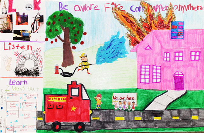 Fire prevention week 2018 clipart graphic royalty free News Releases | City of Victoria, TX graphic royalty free