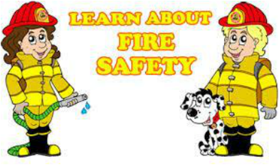 Fire prevention week 2018 clipart picture transparent stock Fire Prevention Information picture transparent stock